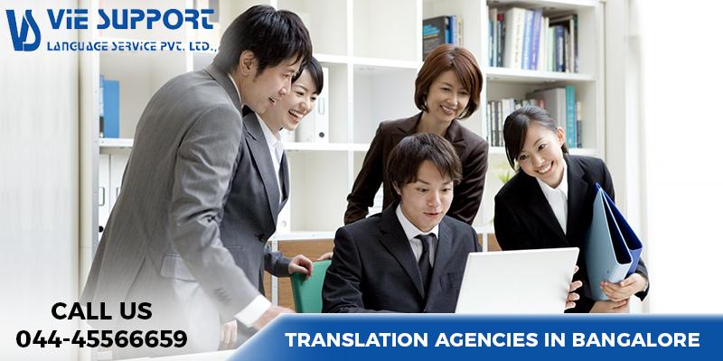 4.Translation Agencies in Bangalore