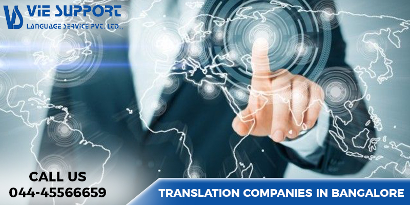 Translation Companies in Bangalore