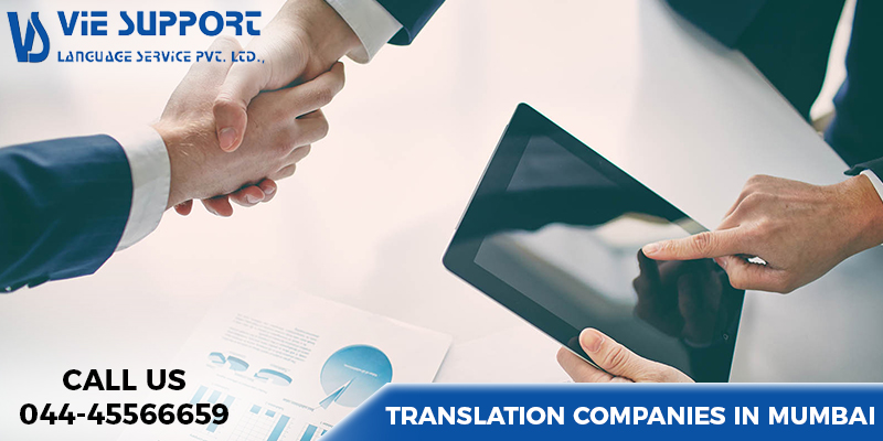 Translation Companies in Mumbai