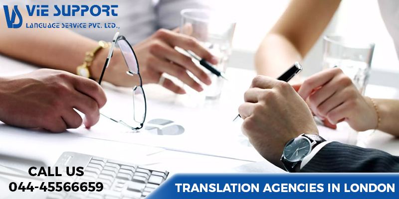 Translation agencies in London